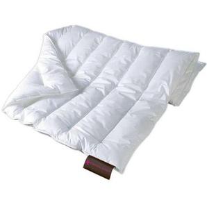 Centa-Star Vierjahreszeitenbett Royal 135/200 cm , Weiß , Textil , 135x200 cm