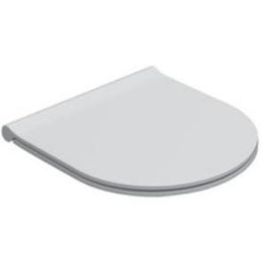 Toilettensitz - ceramica GLOBO FORTY3 FOR21 / FOR22   Verlangsamte - Weiß Matt - Globo BO - CERAMICA GLOBO S.P.A.
