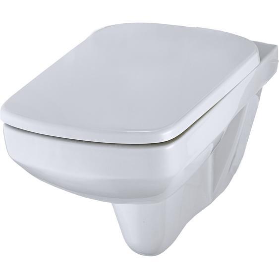 Ceravid Tiefspül-Wand-WC Vanea mit WC-Sitz