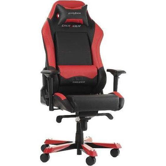 Chair, rot, Material Kunstleder, DXRacer, mit Armlehnenverstellung
