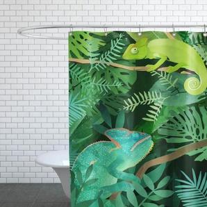 Chameleons - Duschvorhang