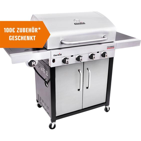 Char-Broil Gasgrill Performance 440 S 4 Brenner & TRU-Infrared-System