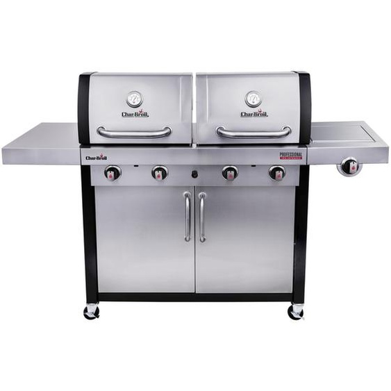 Char-Broil Gasgrill Professional silber 5 Brenner