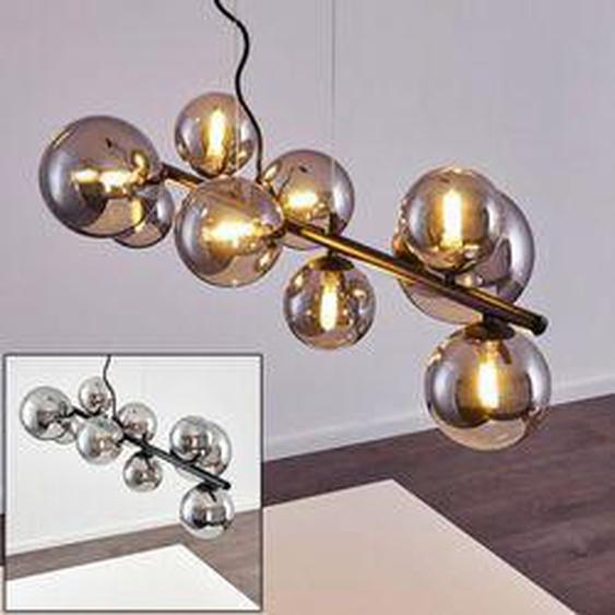 Chehalis Pendelleuchte LED Schwarz, 9-flammig - Vintage - Innenbereich - versandfertig innerhalb von 2-3 Wochen
