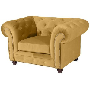 Chesterfield-Sessel Orleans