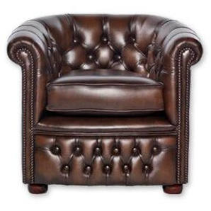 Chesterfield-Sessel Victoria