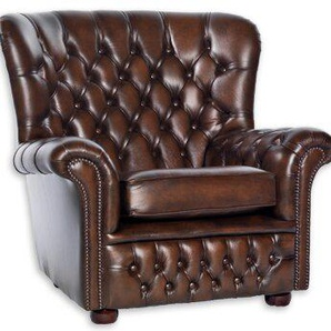 Chesterfield-Sessel Chatsworth