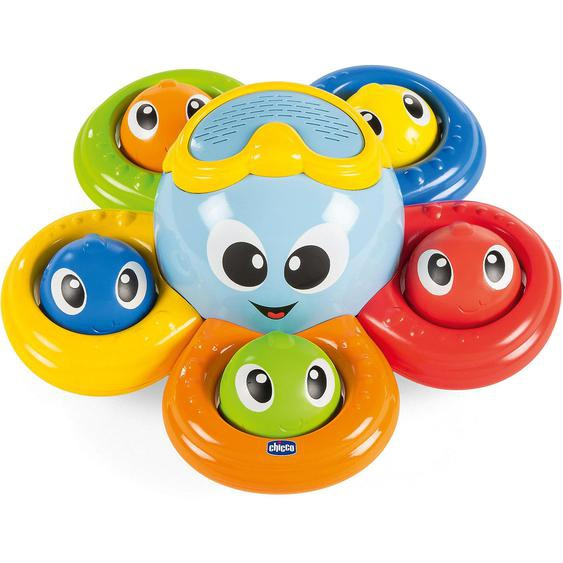 Chicco Badespielzeug Billy der Oktopus