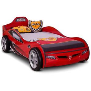 Cilek Autobett ,Rot ,Kunststoff