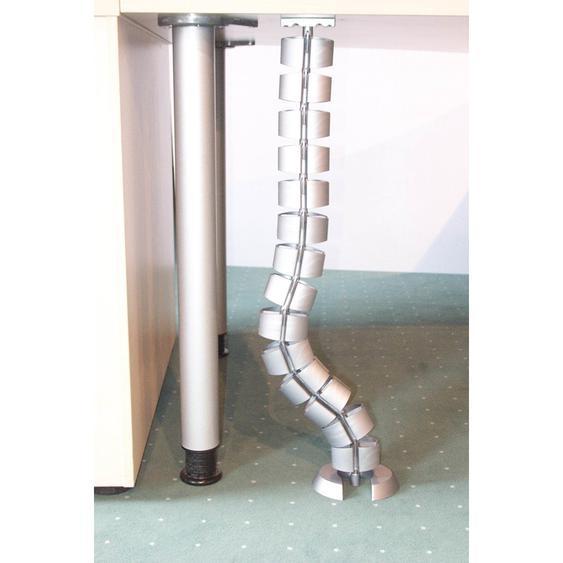 CKVE | Kabelspirale vertikal - Silber