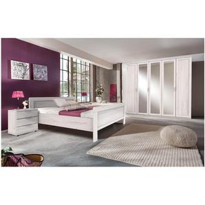 Clara Schlafzimmerset Eiche Bianco
