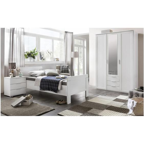 Clara Schlafzimmerset Weiß
