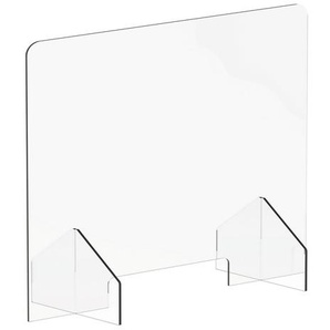CLEANUP III | Thekenaufsatz - Transparent