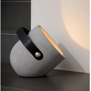 click-licht Tischleuchte »Beton Tischleuchte Copain in Taupe D240mm«, Tischleuchte, Nachttischlampe, Tischlampe