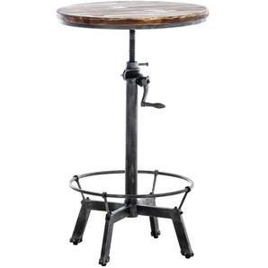 Tisch Malita-antik_silber