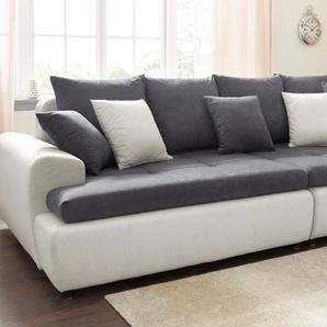 Big-Sofa, grau, 302cm, FSC®-zertifiziert, COLLECTION AB