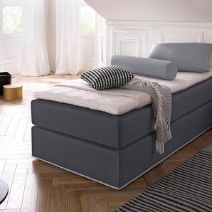COLLECTION AB Boxspringbett, inklusive Topper