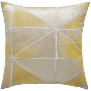 como Kissen  Charlie - gelb - 100% Polyesterfüllung - 45 cm | Möbel Kraft