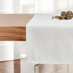 como Tischläufer  Daily | beige | 100% Polyester | 40 cm | Möbel Kraft