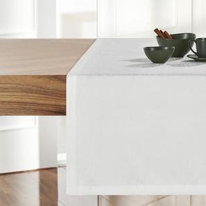como Tischläufer  Daily | creme | 100% Polyester | 40 cm | Möbel Kraft