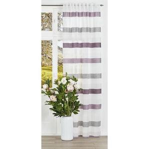 como Verdeckter Schlaufenschal  Bianca   lila/violett   100% Polyester   140 cm   245 cm   Möbel Kraft