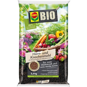 Compo Bio-Horn- und Knochenmehl 2,5 kg