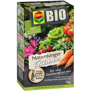 Compo Bio-Naturdünger mit Guano 1 kg