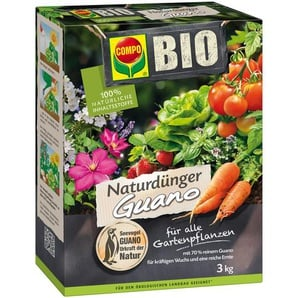 Compo Bio-Naturdünger mit Guano 3 kg