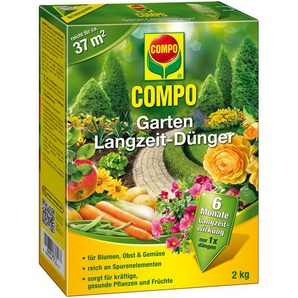 Compo Garten-Langzeitdünger 2 kg