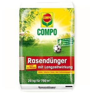 Compo Langzeit-Rasendünger 20 kg