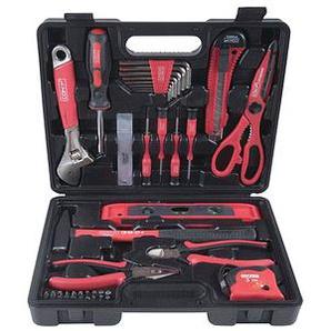 CON:P Werkzeugkoffer 44-teilig