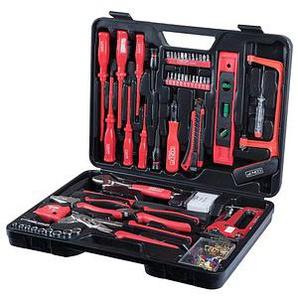 CON:P   Werkzeugkoffer 60-teilig