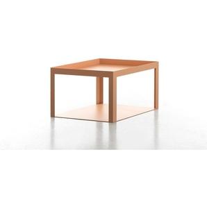 Conmoto - KARO Beistelltisch  - beigerosa - matt - indoor