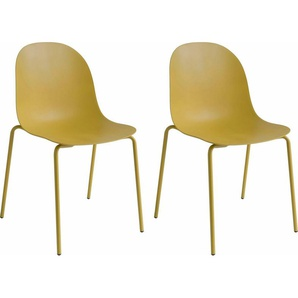 connubia by calligaris Stühle »Academy CB/1663«, 2 Stck.