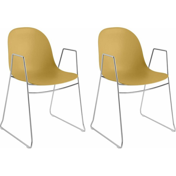connubia by calligaris Stapelstuhl »Academy CB/1697« im 2er-Set
