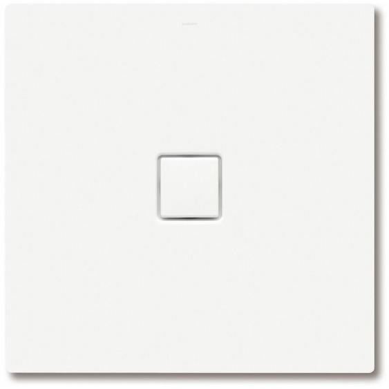 Conoflat 784-2 90x100cm mit Styroporträger, Farbe: Weiß - 465448040001 - Kaldewei
