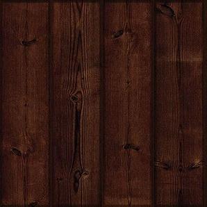 Consalnet Fototapete Brett, für Küchenrückwand B/L: 2,5 m x 0,6 braun Fototapeten Tapeten Bauen Renovieren