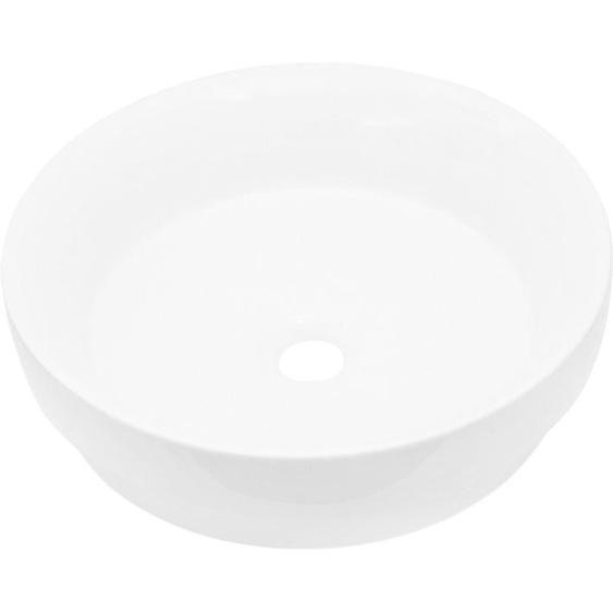CORNAT Aufsatzwaschbecken »CAVES«, Durchmesser 41 cm
