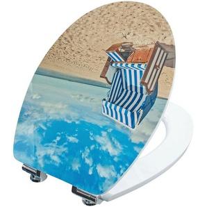 CORNAT WC-Sitz »SONNENBAD«
