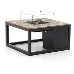 Cosiraw Lounge Feuertisch 100x100x47 cm