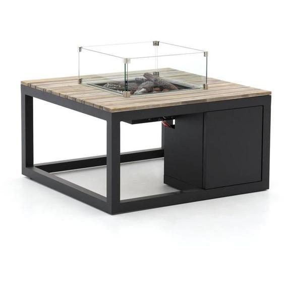 Cosiraw Lounge Feuertisch 100x100x55 cm