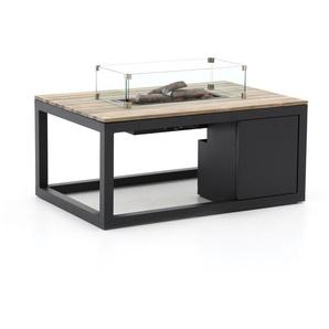 Cosiraw Lounge Feuertisch 120x80x47 cm