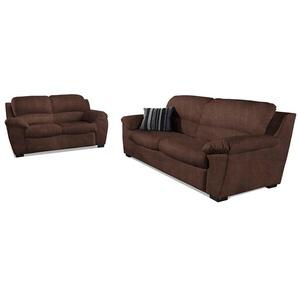 COTTA Sitzgruppe, (Set, 2-tlg), Garnitur: 2-Sitzer und 2,5-Sitzer