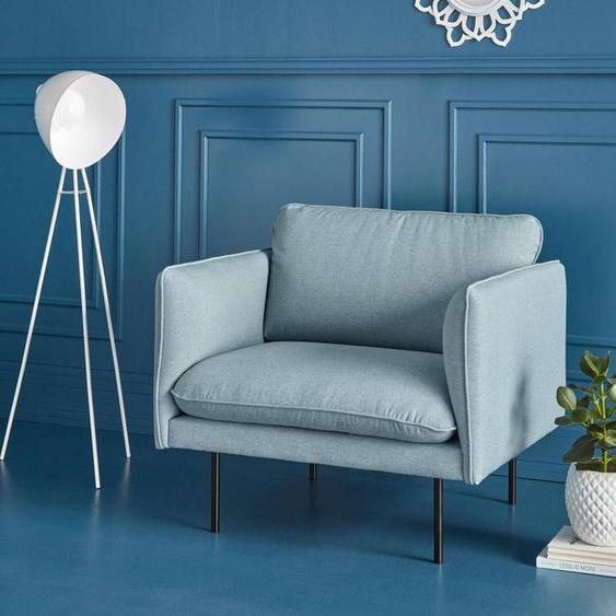 COUCH♥ Sessel »Levon«, in moderner Optik, mit Metallbeinen, COUCH Lieblingsstücke