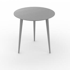 Couchtisch Grau - Eleganter Sofatisch: Beste Qualität, einzigartiges Design - 50 x 50 x 50 cm, Konfigurator