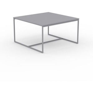 Couchtisch Lichtgrau - Eleganter Sofatisch: Beste Qualität, einzigartiges Design - 81 x 46 x 81 cm, Konfigurator
