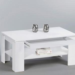 couchtische in weiss preise qualit t vergleichen m bel 24. Black Bedroom Furniture Sets. Home Design Ideas