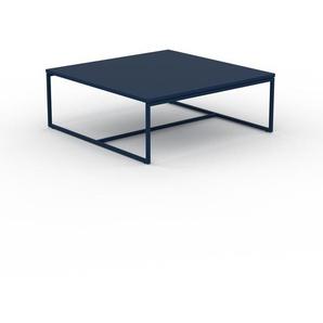 Couchtisch Nachtblau - Eleganter Sofatisch: Beste Qualität, einzigartiges Design - 81 x 31 x 81 cm, Konfigurator