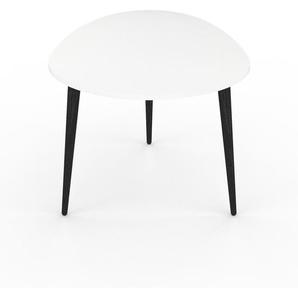 Couchtisch Weiß - Eleganter Sofatisch: Beste Qualität, einzigartiges Design - 67 x 44 x 50 cm, Konfigurator