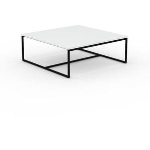 Couchtisch Weiß - Eleganter Sofatisch: Beste Qualität, einzigartiges Design - 81 x 31 x 81 cm, Konfigurator